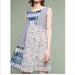 Holding Horses Ivy patchwork dress size MP